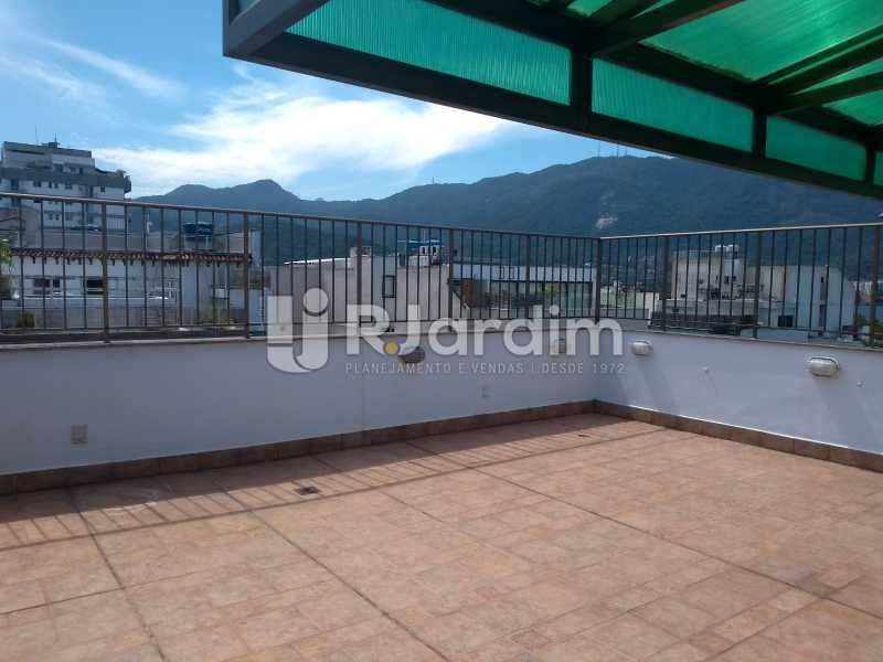 terraço - Compra Venda Avaliação Imóveis Cobertura Ipanema 4 quartos - LACO40162 - 6