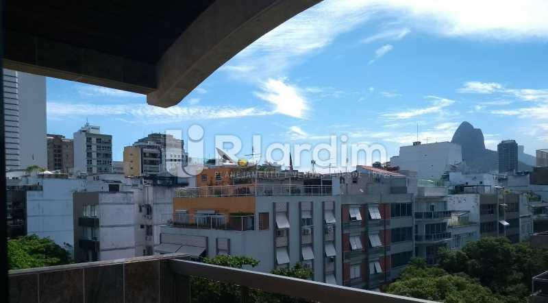 vista / suíte  - Compra Venda Avaliação Imóveis Cobertura Ipanema 4 quartos - LACO40162 - 4