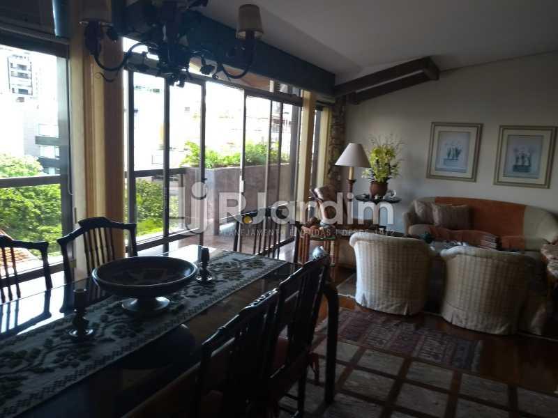 sala / varanda - Compra Venda Avaliação Imóveis Cobertura Ipanema 4 quartos - LACO40162 - 10