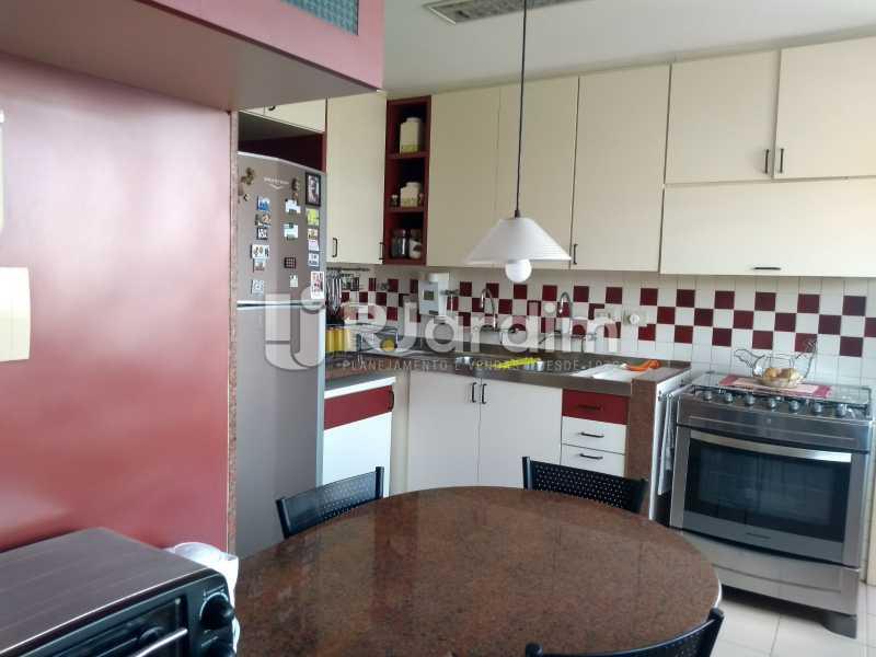cozinha  - Compra Venda Avaliação Imóveis Cobertura Ipanema 4 quartos - LACO40162 - 31