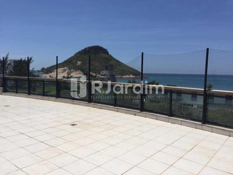 Terraço Vista Mar  - Compra Venda Avaliação Imóveis Cobertura Recreio dos Bandeirantes 4 Quartos - LACO40164 - 1