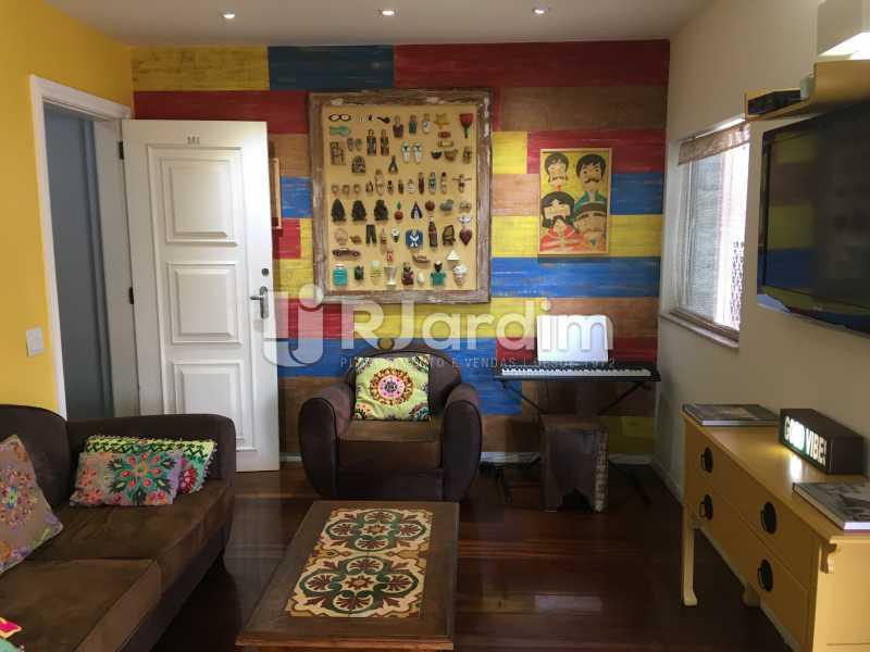 Sala de Estar - Compra Venda Avaliação Imóveis Apartamento Ipanema 3 Quartos - LAAP31935 - 1