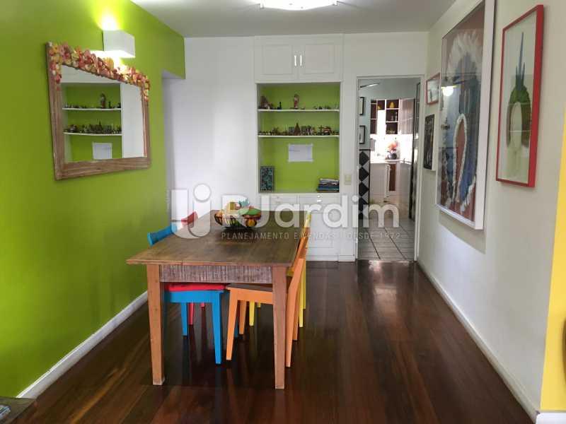 Sala de Jantar - Compra Venda Avaliação Imóveis Apartamento Ipanema 3 Quartos - LAAP31935 - 3