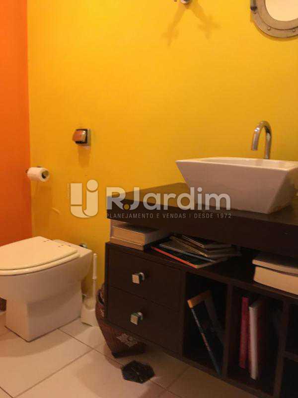 Lavabo - Compra Venda Avaliação Imóveis Apartamento Ipanema 3 Quartos - LAAP31935 - 22