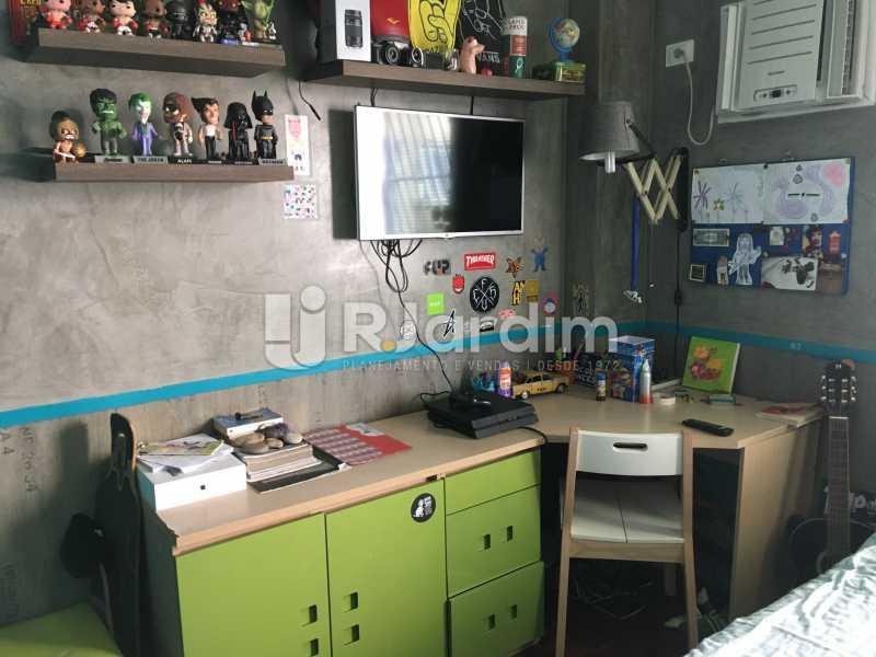 quarto/escritório - Compra Venda Avaliação Imóveis Apartamento Ipanema 3 Quartos - LAAP31935 - 10