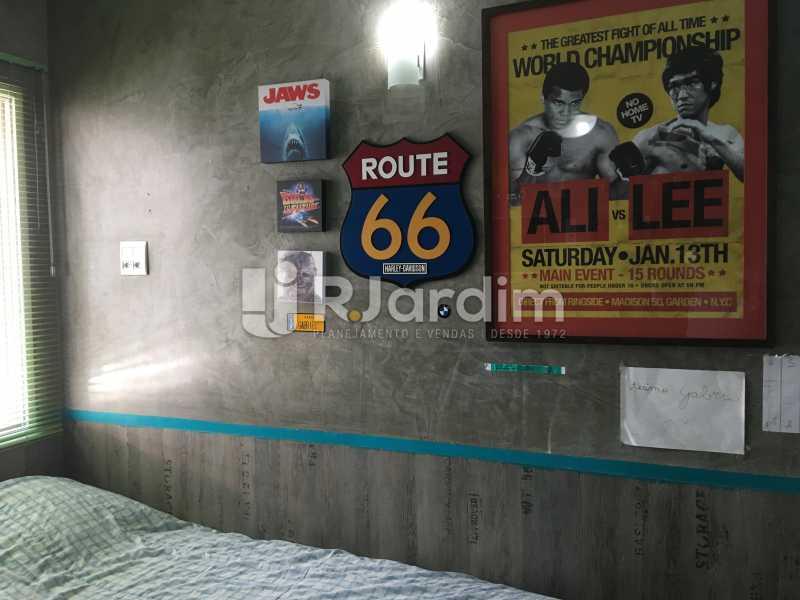 quarto  - Compra Venda Avaliação Imóveis Apartamento Ipanema 3 Quartos - LAAP31935 - 12