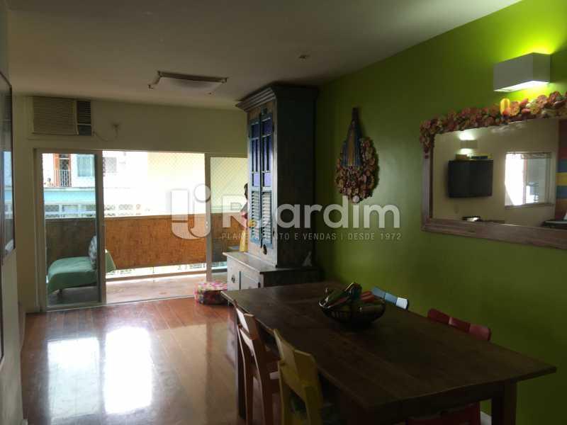Sala de Jantar - Compra Venda Avaliação Imóveis Apartamento Ipanema 3 Quartos - LAAP31935 - 6