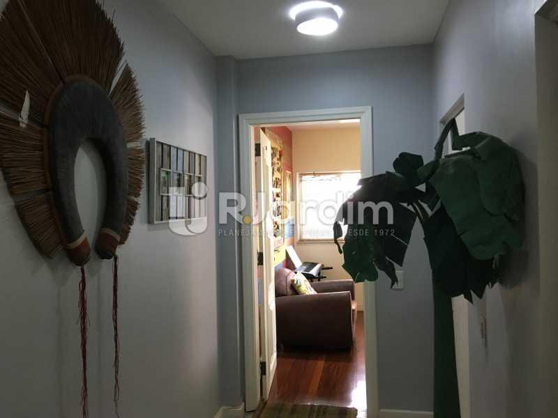 Corredor - Compra Venda Avaliação Imóveis Apartamento Ipanema 3 Quartos - LAAP31935 - 14