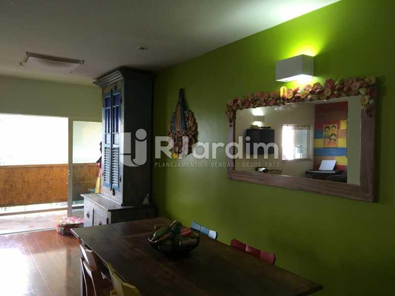 Sala de Jantar - Compra Venda Avaliação Imóveis Apartamento Ipanema 3 Quartos - LAAP31935 - 7