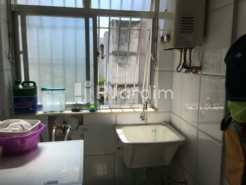 Área de serviço - Compra Venda Avaliação Imóveis Apartamento Ipanema 3 Quartos - LAAP31935 - 28