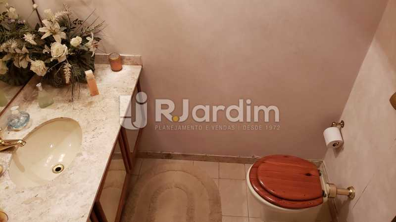 Banheiro - Imóveis Compra Venda Apartamento São Conrado 4 Quartos - LAAP40732 - 5