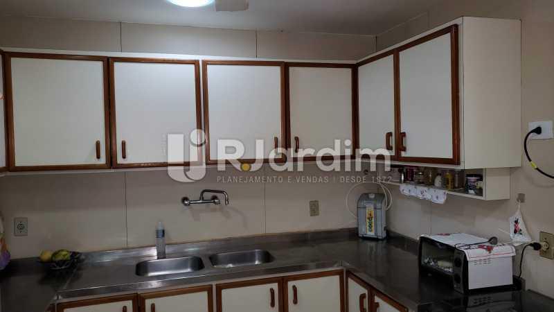 Cozinha 1 - Imóveis Compra Venda Apartamento São Conrado 4 Quartos - LAAP40732 - 7
