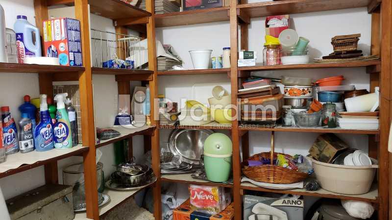 Dispensa - Imóveis Compra Venda Apartamento São Conrado 4 Quartos - LAAP40732 - 8