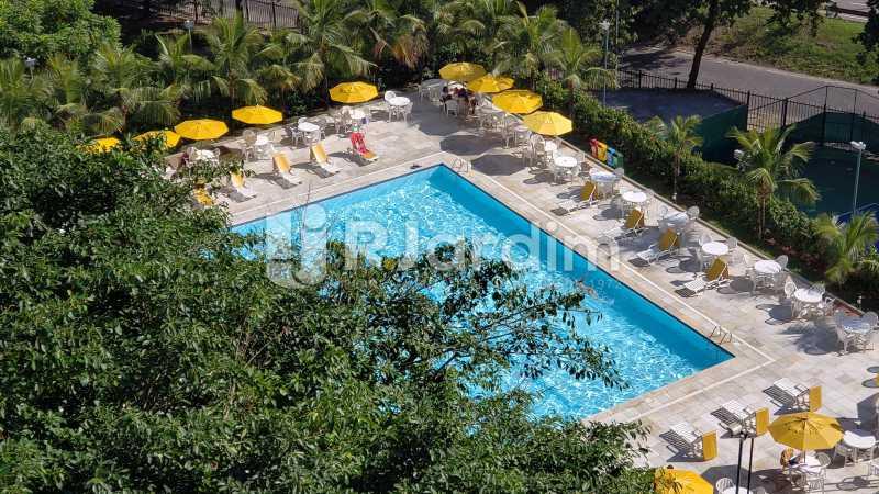 Piscina adulto - Imóveis Compra Venda Apartamento São Conrado 4 Quartos - LAAP40732 - 11