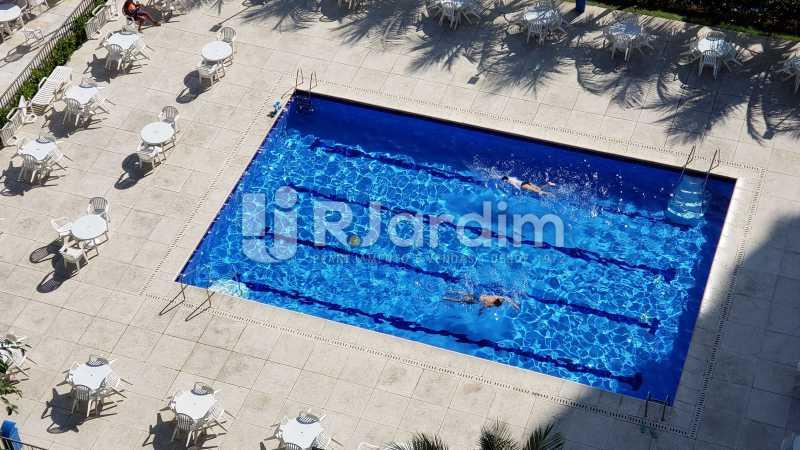 Piscina aduto 1 - Imóveis Compra Venda Apartamento São Conrado 4 Quartos - LAAP40732 - 12