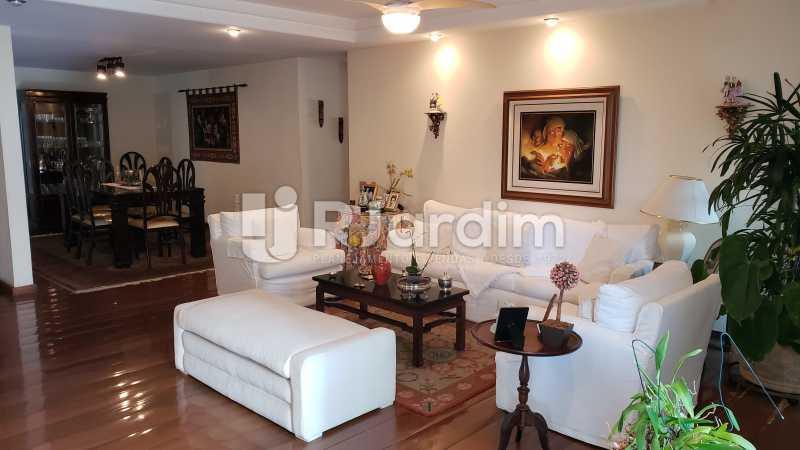 Sala - Imóveis Compra Venda Apartamento São Conrado 4 Quartos - LAAP40732 - 20