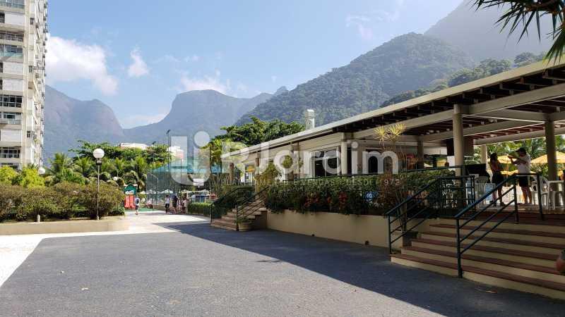 Sede de lazer e quadras - Imóveis Compra Venda Apartamento São Conrado 4 Quartos - LAAP40732 - 21
