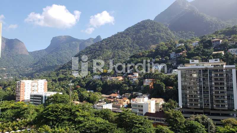 Vista do apartamento - Imóveis Compra Venda Apartamento São Conrado 4 Quartos - LAAP40732 - 22