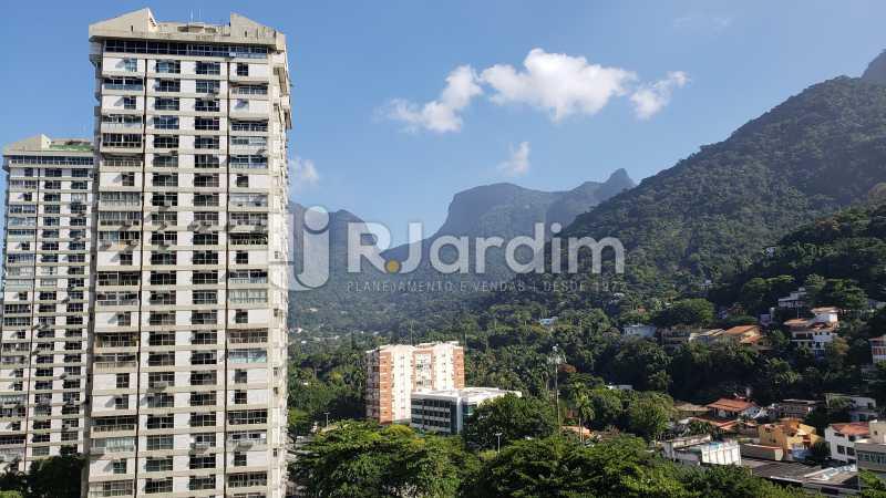 Vista frontal - Imóveis Compra Venda Apartamento São Conrado 4 Quartos - LAAP40732 - 23