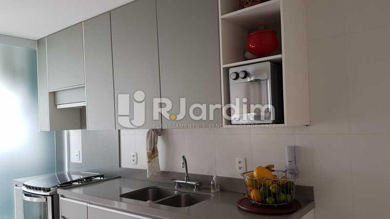 Cozinha - Cobertura À Venda - São Conrado - Rio de Janeiro - RJ - LACO30261 - 26
