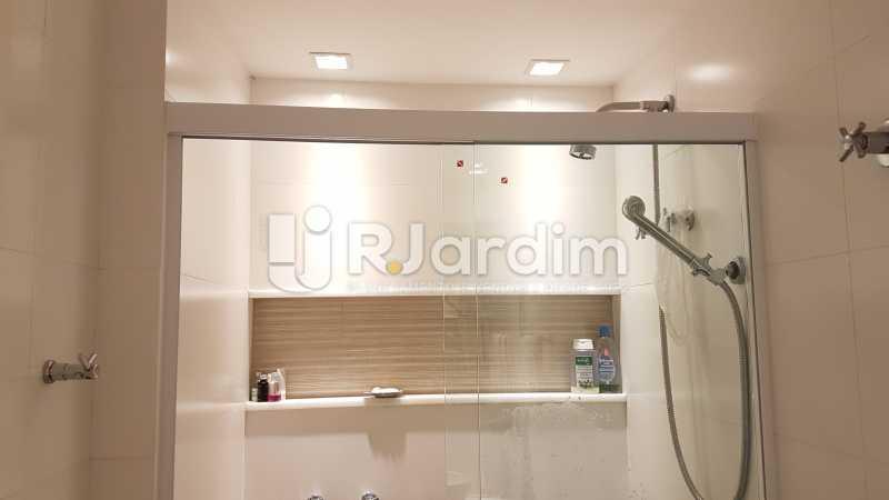 Banheiro Social - Cobertura À Venda - São Conrado - Rio de Janeiro - RJ - LACO30261 - 12