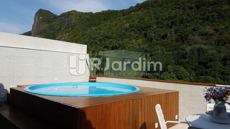 Piscina - Cobertura À Venda - São Conrado - Rio de Janeiro - RJ - LACO30261 - 23
