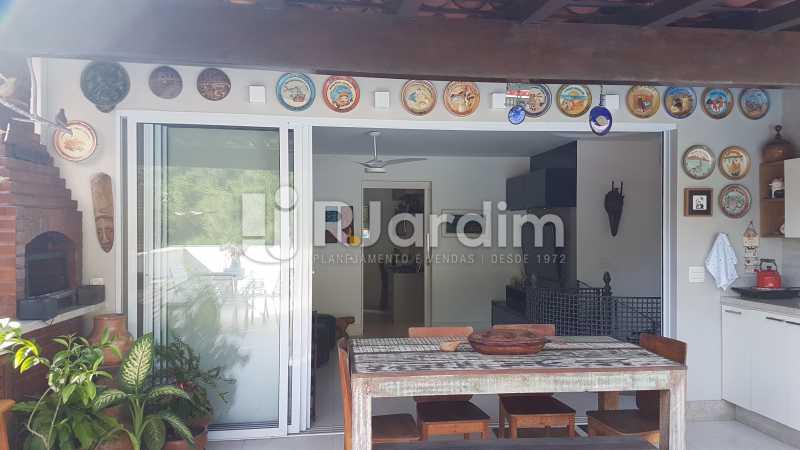 Sala Goumet - Cobertura À Venda - São Conrado - Rio de Janeiro - RJ - LACO30261 - 20