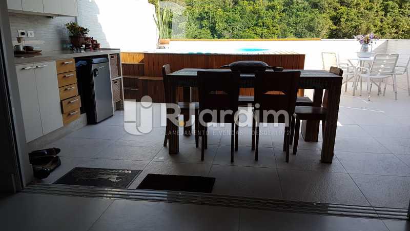 Terraço - Cobertura À Venda - São Conrado - Rio de Janeiro - RJ - LACO30261 - 22