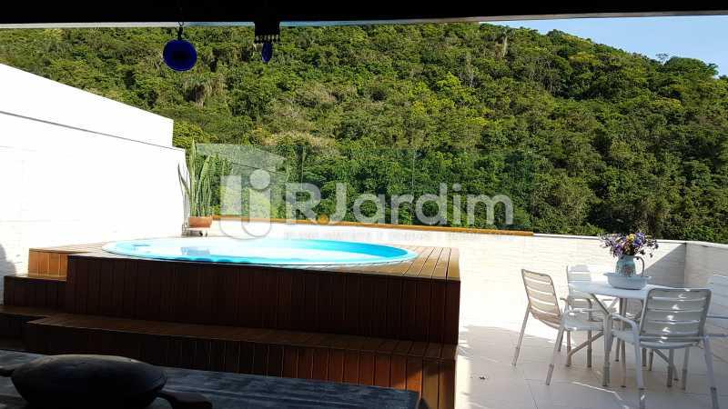 Piscina - Cobertura À Venda - São Conrado - Rio de Janeiro - RJ - LACO30261 - 24