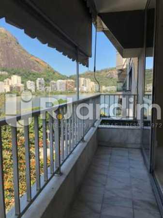 LAGOA - Cobertura Avenida Alexandre Ferreira,Lagoa, Zona Sul,Rio de Janeiro, RJ Para Alugar, 4 Quartos, 250m² - LACO40169 - 4