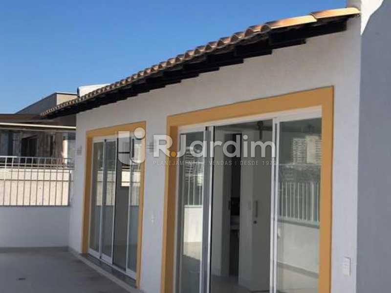 LAGOA - Cobertura Avenida Alexandre Ferreira,Lagoa, Zona Sul,Rio de Janeiro, RJ Para Alugar, 4 Quartos, 250m² - LACO40169 - 8