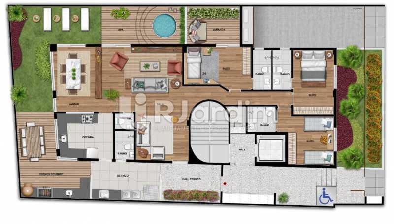QUINTAS 292 - Apartamento À Venda - Jardim Botânico - Rio de Janeiro - RJ - LAAP31941 - 8