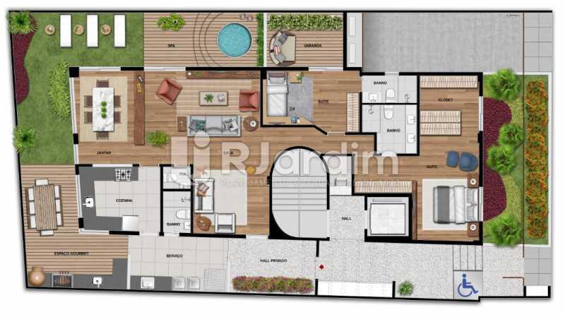 QUINTAS 292 - Apartamento À Venda - Jardim Botânico - Rio de Janeiro - RJ - LAAP31941 - 9