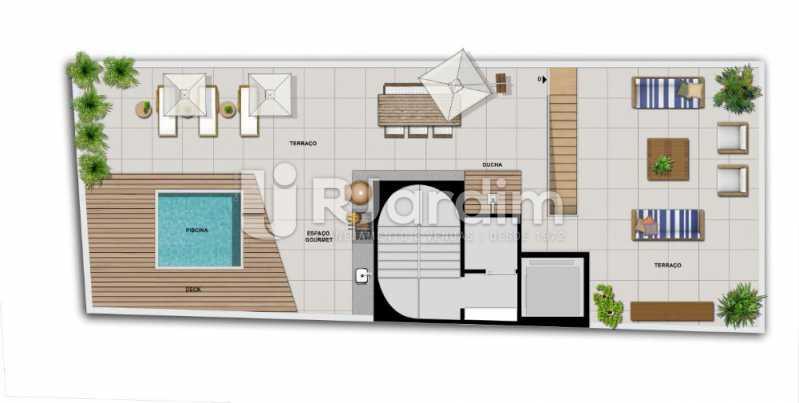 QUINTAS 292 - Apartamento À Venda - Jardim Botânico - Rio de Janeiro - RJ - LAAP31941 - 13