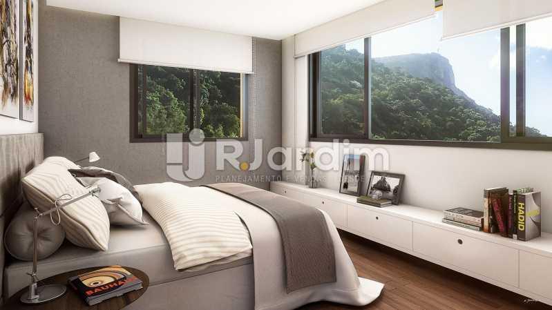 QUINTAS 292 - Cobertura Jardim Botânico, Zona Sul,Rio de Janeiro, RJ À Venda, 3 Quartos, 269m² - LACO30262 - 5