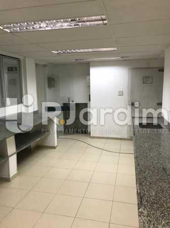 Prédio - Prédio Comercial Botafogo Aluguel Administração Imóveis - LAPR00041 - 3