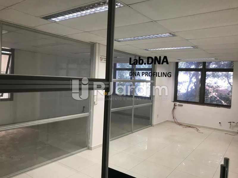 Prédio - Prédio Comercial Botafogo Aluguel Administração Imóveis - LAPR00041 - 11