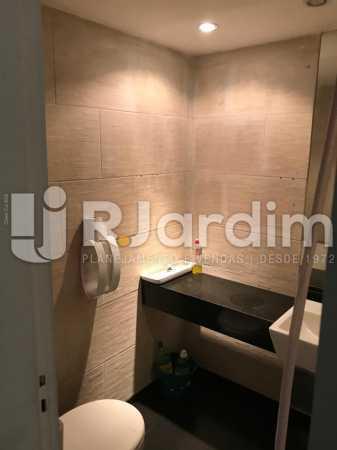 Banheiro - Prédio Comercial Botafogo Aluguel Administração Imóveis - LAPR00041 - 21