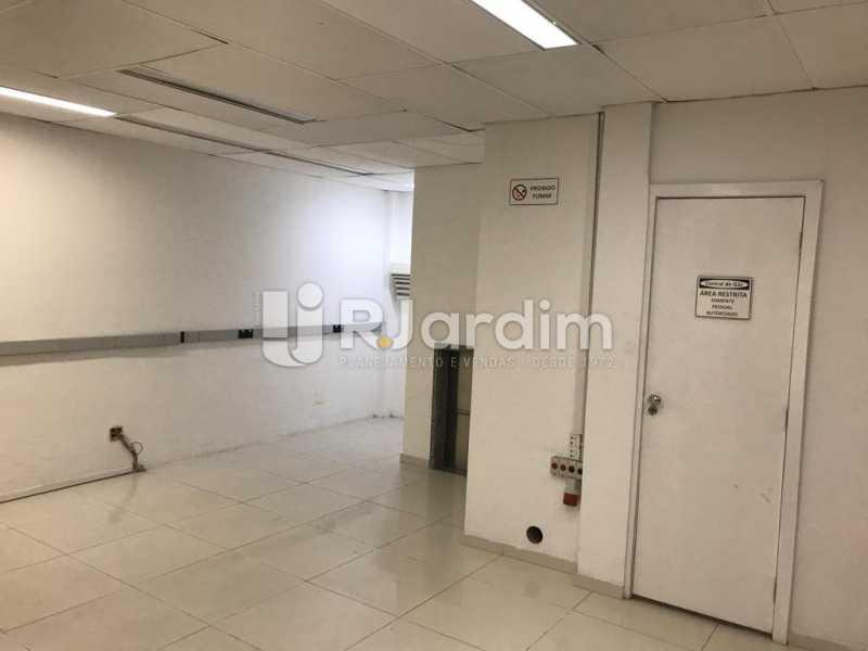 Prédio - Prédio Comercial Botafogo Aluguel Administração Imóveis - LAPR00041 - 24