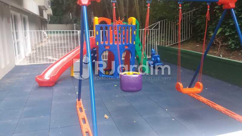 Brinquedoteca - Compra Venda Avaliação Imóveis Apartamento Lagoa 2 Quartos - LAAP21371 - 12