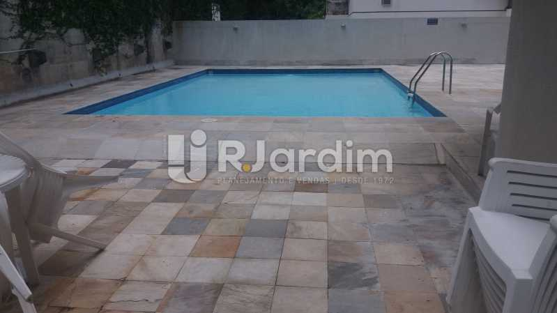 Piscina - Compra Venda Avaliação Imóveis Apartamento Lagoa 2 Quartos - LAAP21371 - 13