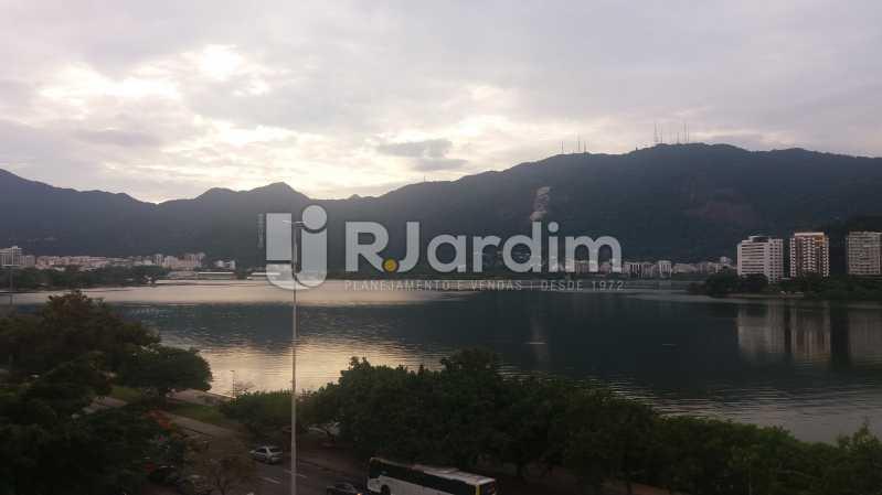 Vista Panorâmica Lagoa - Compra Venda Avaliação Imóveis Apartamento Lagoa 2 Quartos - LAAP21371 - 15