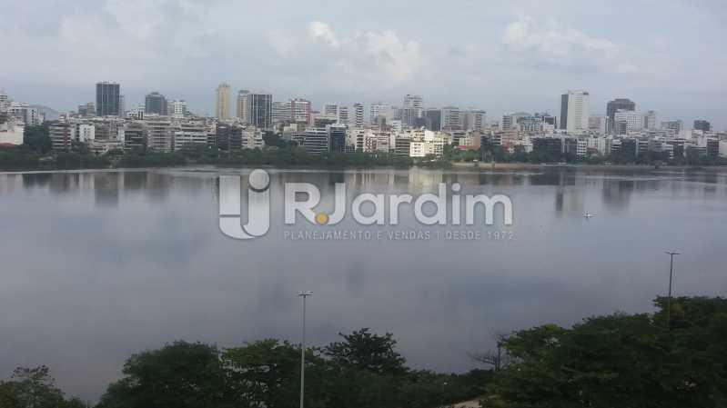 Panoramica Lagoa - Compra Venda Avaliação Imóveis Apartamento Lagoa 2 Quartos - LAAP21371 - 5