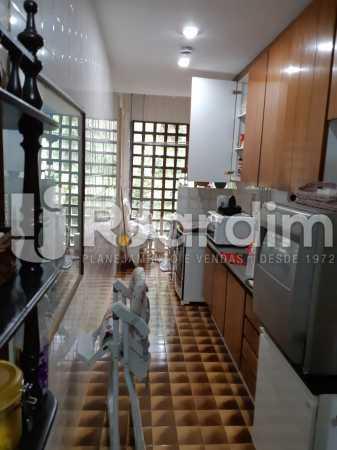 Cozinha - Compra Venda Avaliação Imóveis Apartamento Lagoa 2 Quartos - LAAP21371 - 19