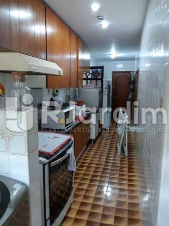 Cozinha - Compra Venda Avaliação Imóveis Apartamento Lagoa 2 Quartos - LAAP21371 - 20