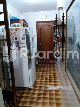Cozinha - Compra Venda Avaliação Imóveis Apartamento Lagoa 2 Quartos - LAAP21371 - 21