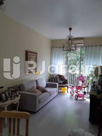 Sala - Compra Venda Avaliação Imóveis Apartamento Lagoa 2 Quartos - LAAP21371 - 8