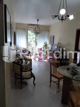 Sala - Compra Venda Avaliação Imóveis Apartamento Lagoa 2 Quartos - LAAP21371 - 23