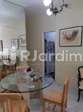 Sala - Compra Venda Avaliação Imóveis Apartamento Lagoa 2 Quartos - LAAP21371 - 25
