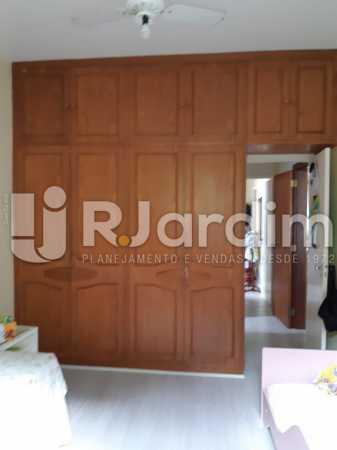 Quarto - Compra Venda Avaliação Imóveis Apartamento Lagoa 2 Quartos - LAAP21371 - 17